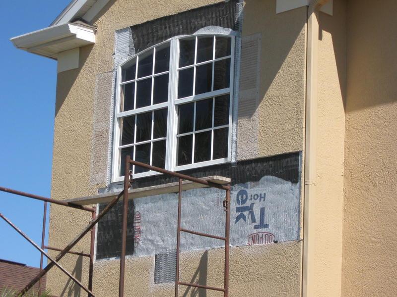 Portland Cement Plaster : August stucco three coat versus one building